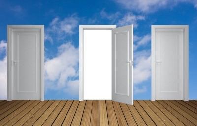 When One Door Closes and Another Door Doesnu0027t Open & When One Door Closes and Another Door Doesnu0027t Open | David Gadberry